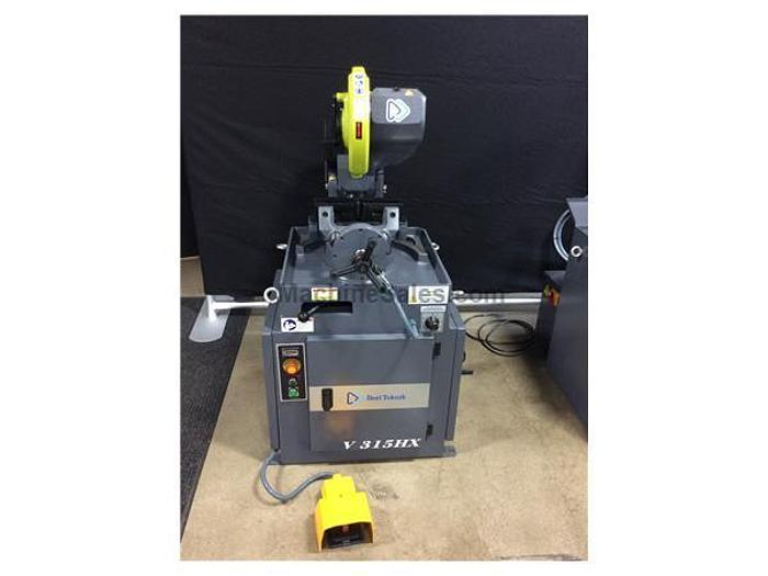 2019 Ileri Teknik Model V-315HX Semi-Automatic Circular Saw
