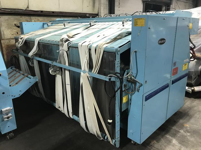 Used 2006 BRAUN 4 LANE FOLDER WITH ACCUMULATOR