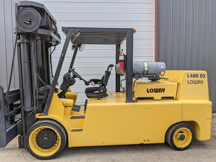 Used 2008 LOWRY L400XD
