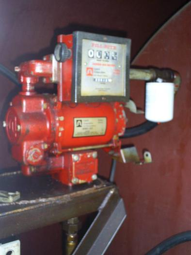 HIGHLAND 8,000 Gallon Above Ground Tank