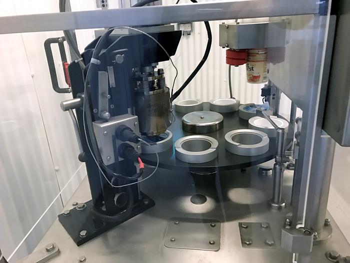 Novapak POT SEALING MACHINE