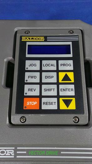 Used Blador VE1026A02 Controller, VE102602 / Vector Drive /