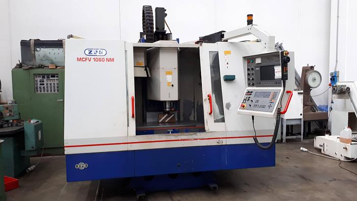 Used 2001 ZPS MCV 1060 NM