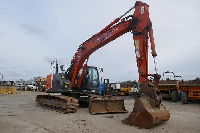 Used 2012 HITACHI ZAXIS 225 USLC-3