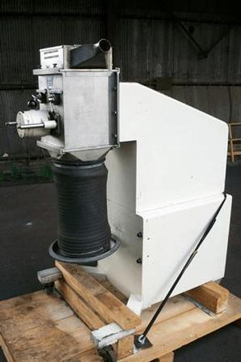 Used FREWITT MGI-400 OSCILLATING GRANULATOR – S/S (#7665)