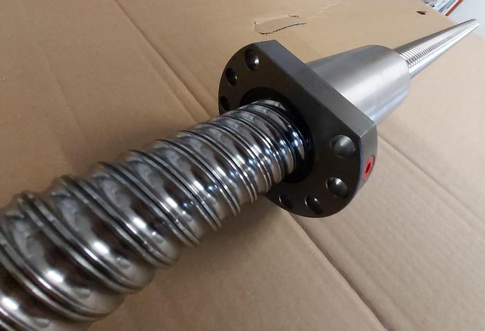 Präzisions Kugelgewindetrieb, KGT 50mm, Gewindelg 2670mm, Rexroth,  neu