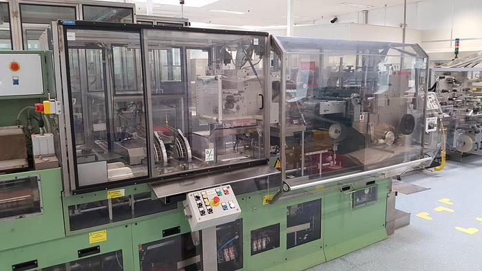 Used CAM M82 Blister Packer