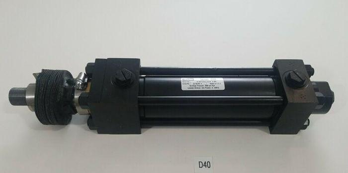 Used *PREOWNED* PARKER 2HX 02.00 F2HXLTS23A 6.000 3000PSI HYDRAULIC CYLINDER-WARRA