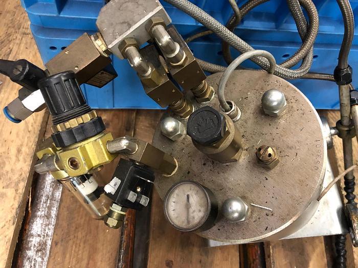 Minimalmengenschmierung  für Werkzeugmaschinen  MICROJET MKS-G 260