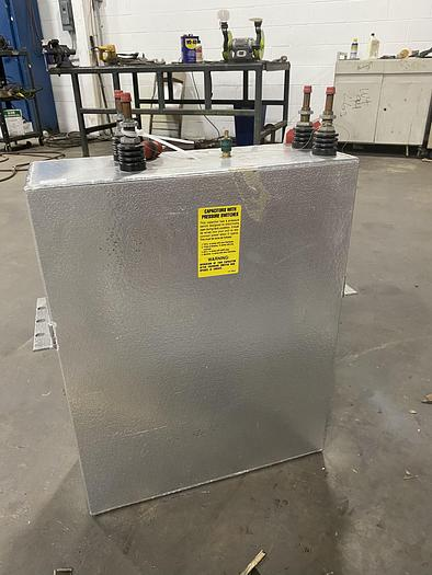 Used CAPACITOR FOR MEDIUM FREQUENCY FURNACE