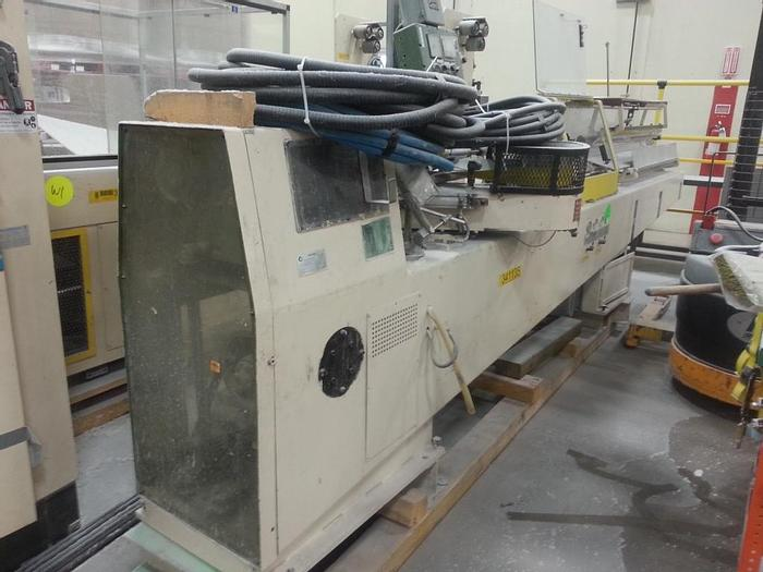 "Used 100"" WIDE PERINI TYPE 210 CORE MACHINE 2 PLY"