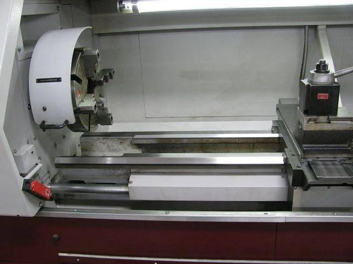 CNC Lathe (Harrison Alpha 550S) Year 2000 Harrison 550/Serial No. S50110