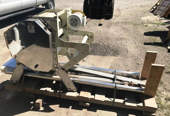 Triple S Dynamics Conveyor System Recently removed from Cereal Manufacturing Facility.