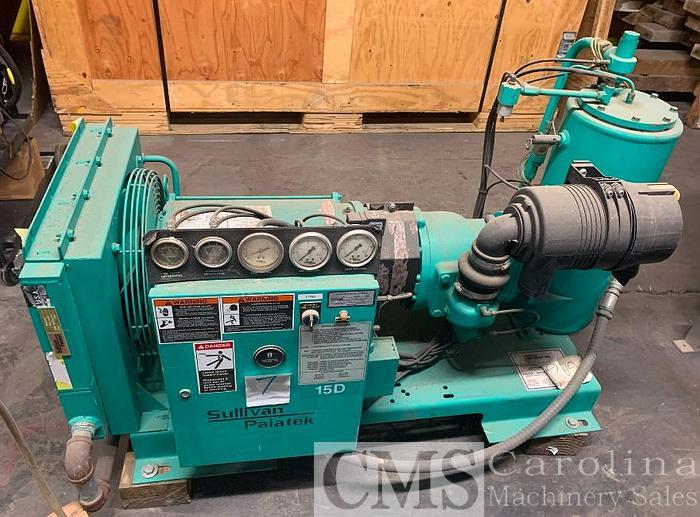 Sullivan 15D 15 HP Compressor