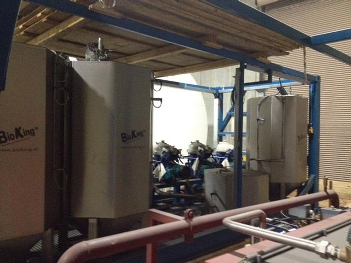 Used Biodiesel Equipment Package BioKing BK-CSV-2000MT