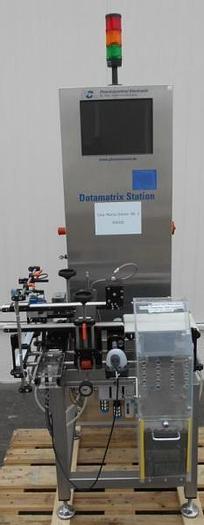 Used T 12878 D - Coder PCE DATAMATRIX STATION