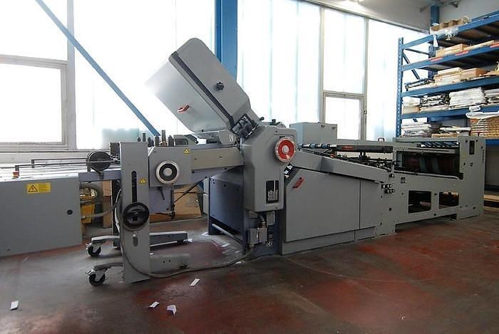 Gebraucht Stahl Falzmaschine TD66/4-4, 1998, #1265755