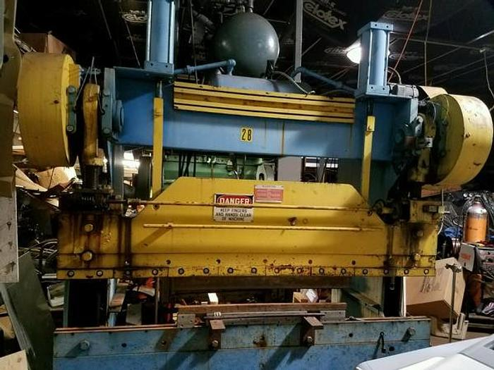 8ft brake press Heim 30 ton capacity