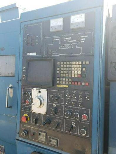 Okuma Howa ACT-4 CNC Lathe With Fanuc 6 control AS IS