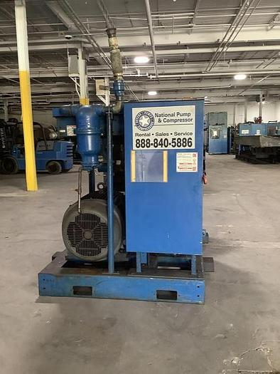 QUINCY ROTARY AIR COMPRESSOR