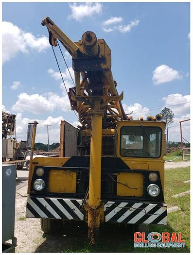 Used Item 0907 : 1971 Ingersoll-Rand T3 Drill Rig