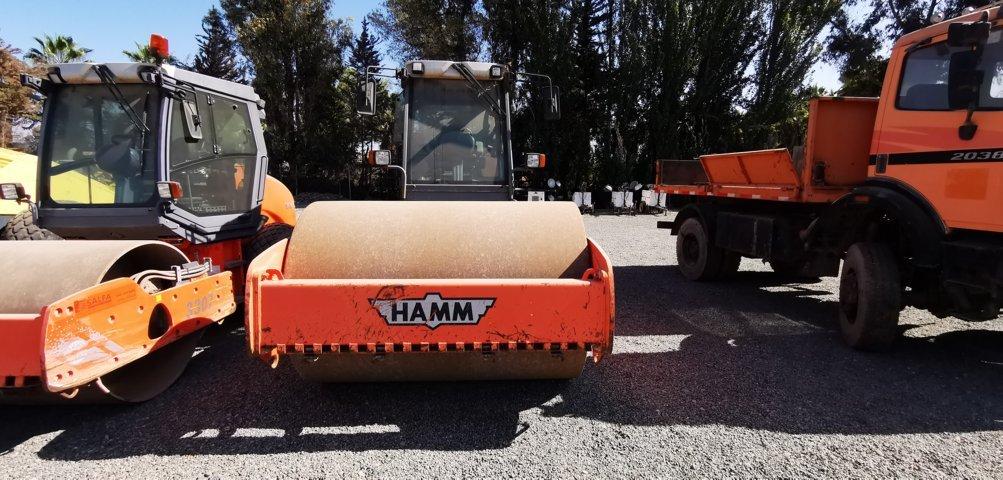 2011 HAMM 3412