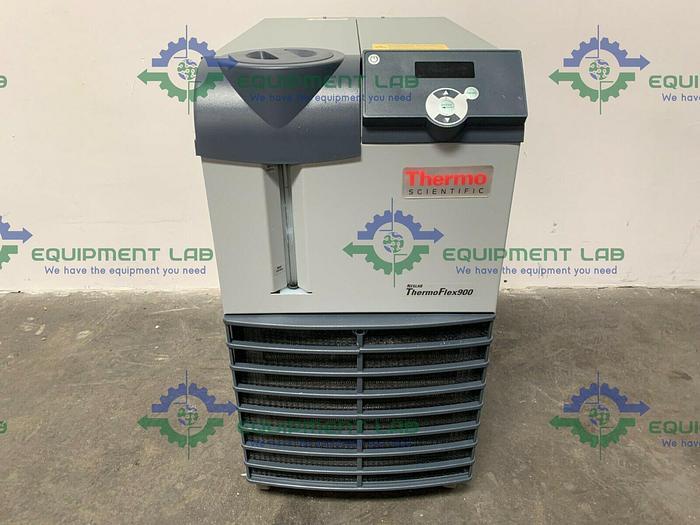 Used Thermo Scientific ThermoFlex 900 Recirculating Chiller +5°C to +40°C 100-115 V