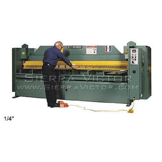 """BETENBENDER Hydraulic Shear Model 10-250 10' x 1/4"""""""