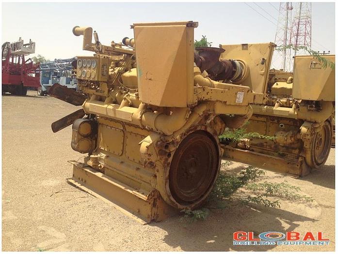 Used Item 0644 : Caterpillar D379 Engine