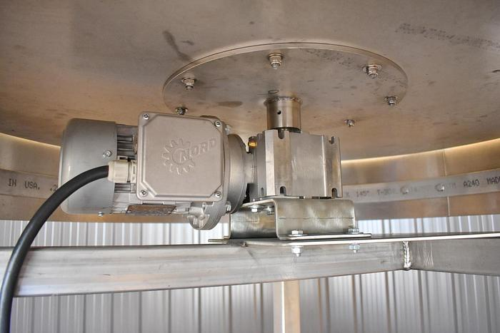 USED 44'' ACCUMULATION TABLE, VARIABLE SPEED