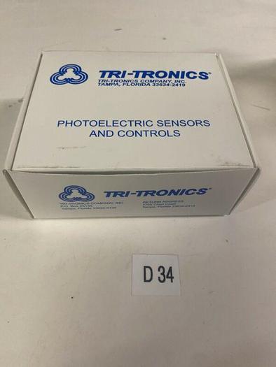 New TRI-TRONICS Sensor MITY EYE MODEL MDHRC MDHRCR5 Part 16347 Warranty
