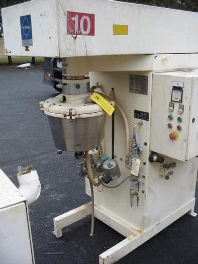 Used FRYMA MS-32 COBALL MILL – JACKETED