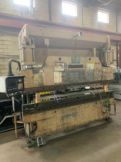 135 TON X 10', CINCINNATI, CNC HYDRAULIC PRESS BRAKE