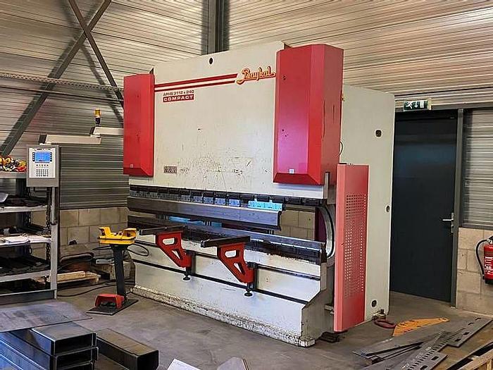 Used Baykal APHS  3112 x 240 - Press Brake 2013