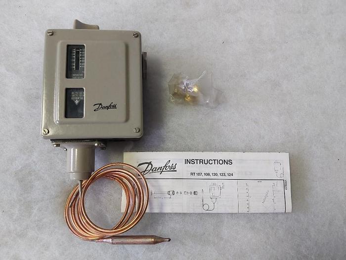 Druckregler, 17 5205, Danfoss,  neu