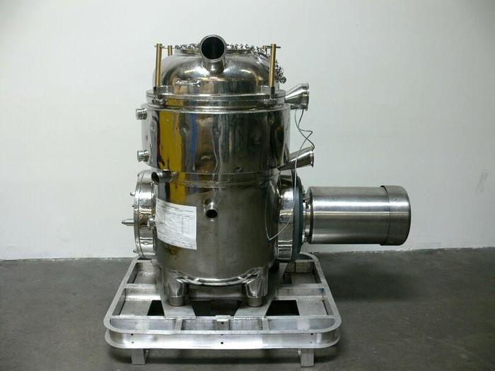 Used Westfalia Separator BKA 35-86-076 All Stainless Steel