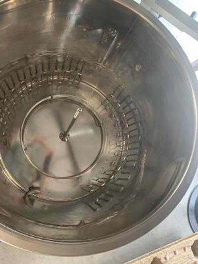 Used 200L Spiedel Braumeister Brewsystem