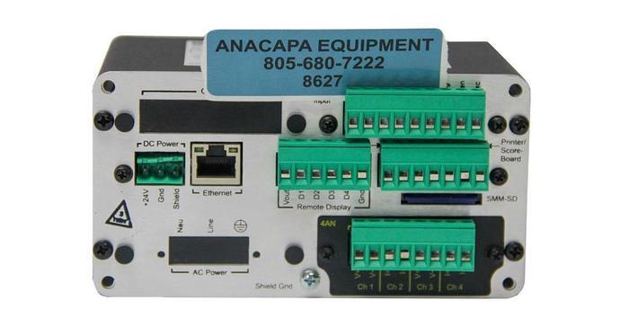 Used Hardy Process Solutions HI4050-DR-DC-4ANA-N3 Waversaver Process Control (8627)W