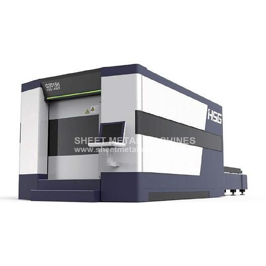 BAILEIGH CNC Fiber Laser Cutting Machine FL-510HD-8000