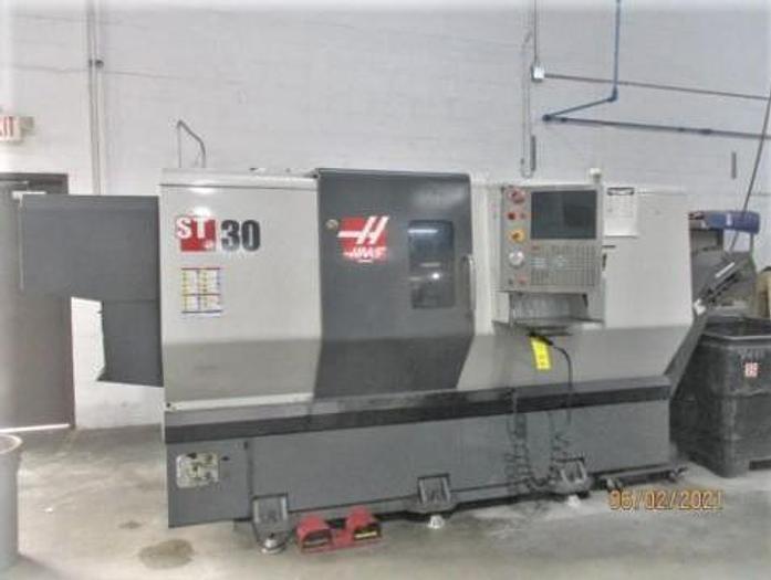 Used 2012 Haas ST30