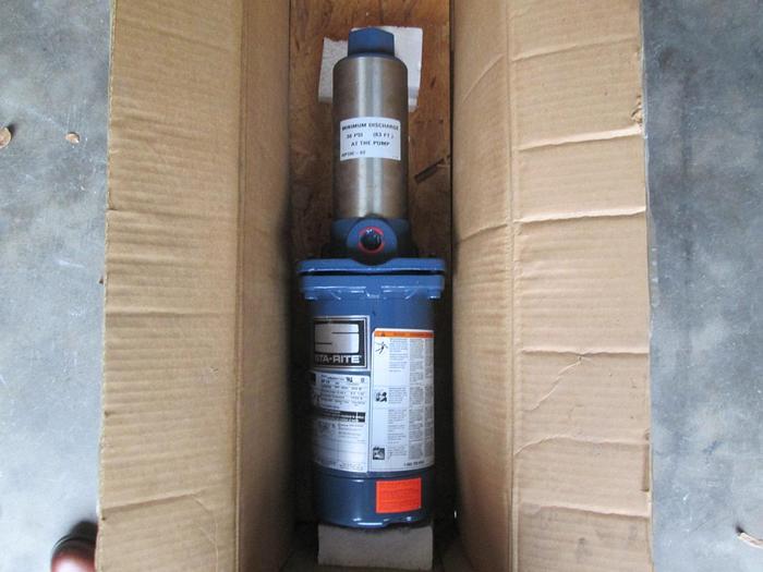 Sta-Rite 1/2 HP Booster Pump