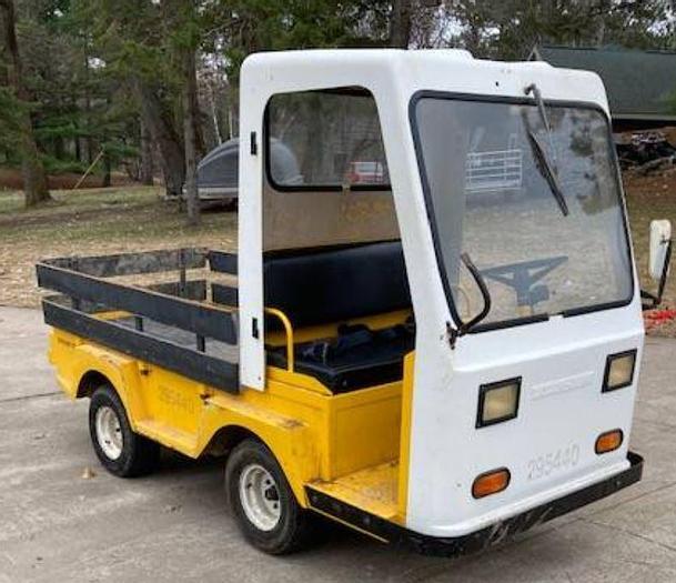 Used 1998 Taylor Dunn Cart BO-248-TT