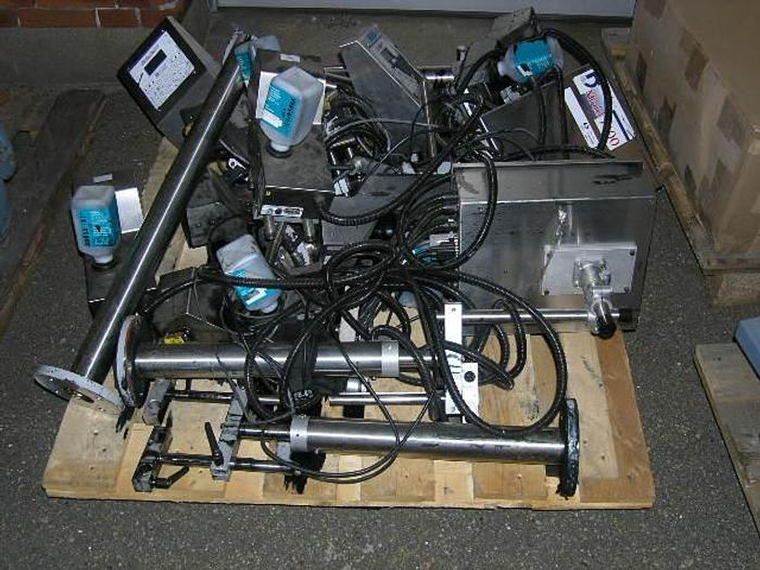 Used Complete FOXJET printer unit
