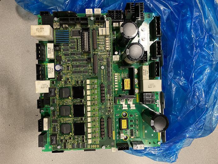 FANUC 6-AX SERVO AMPLIFIER A06B-6107-H002