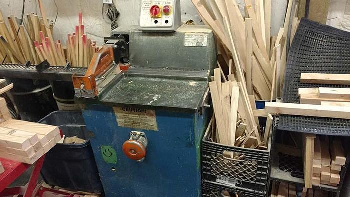 Used Stake Mills