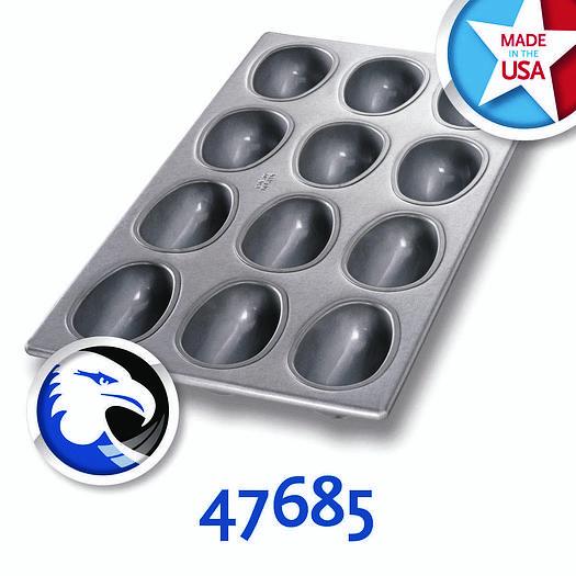 SMALL EASTER EGG/FOOTBALL CAKE PAN