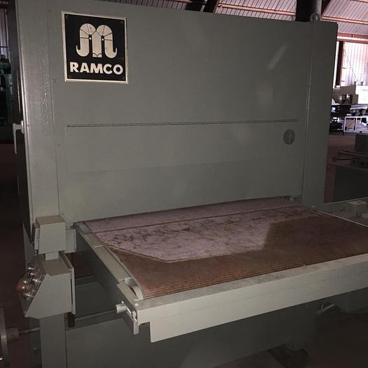 "42"" Ramco Belt Grinder; 12"" Part Thickness; Single Head"