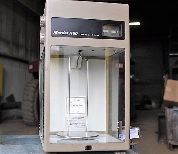 METTLER H80