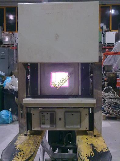 Used Electric SEA High Temp laboratory kiln 1600 ° C