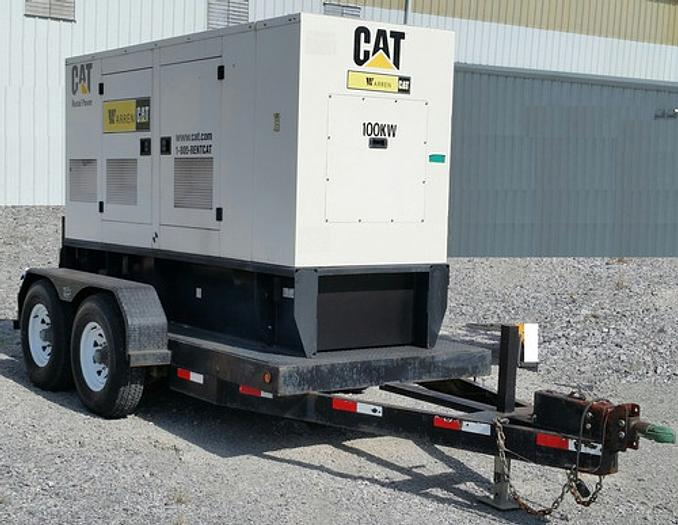 (2) 2011 100KW, XG100 Generators
